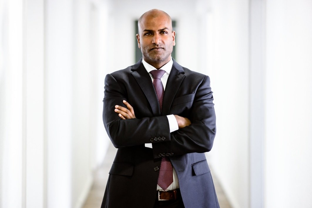 Anwalt Tom Ravi Druckenbrodt